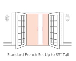 Sizing Options Standard French